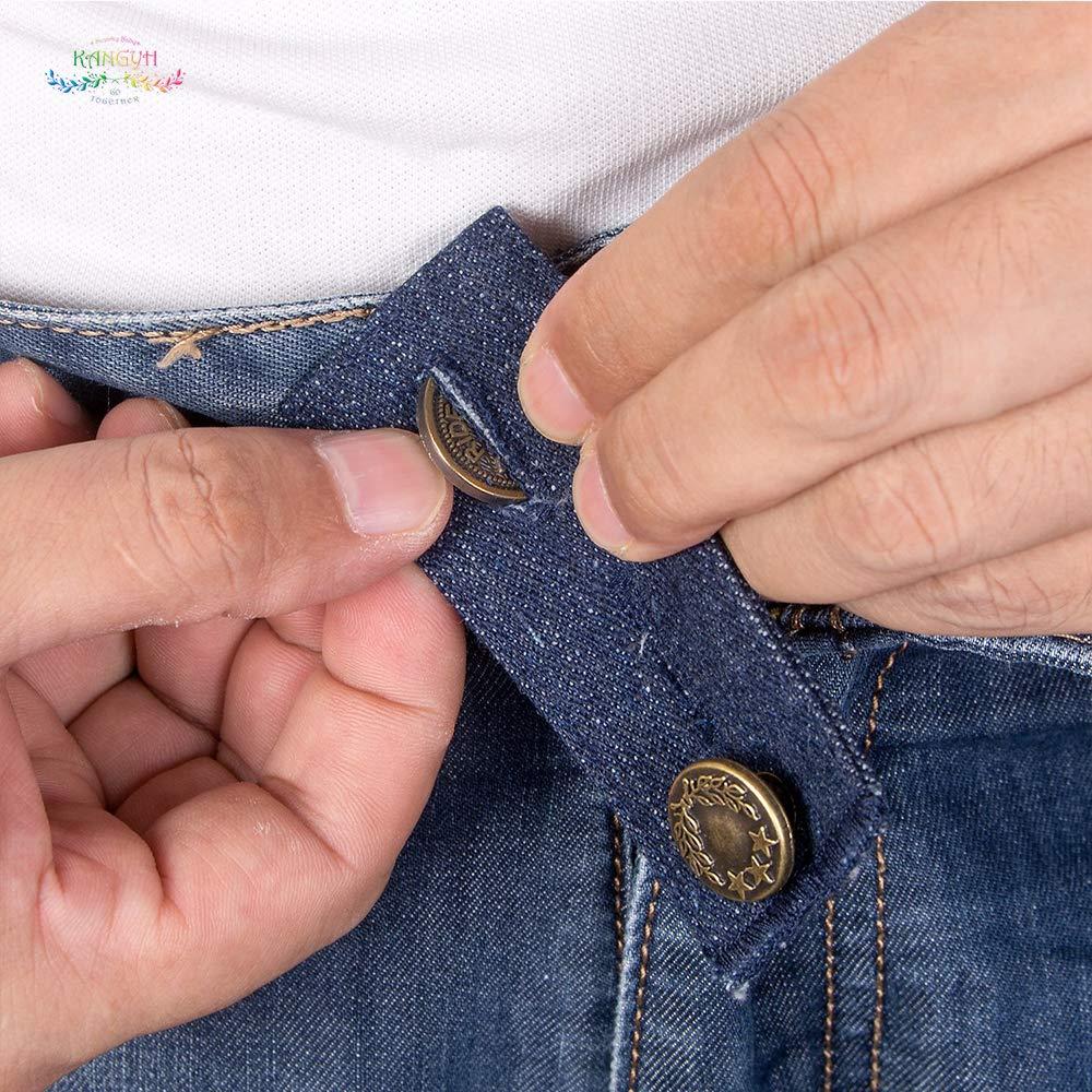 52b974400b Extensor de cintura con botón de metal