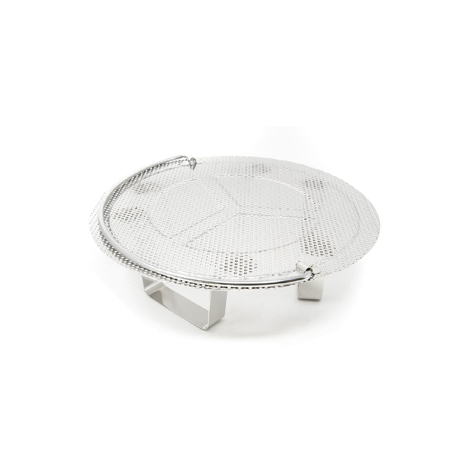 GasOne 30532 S Gas One Beer Filter Pot Stainless Steel False Bottom for Home Brewing Supplies (32 QT), 32QT,