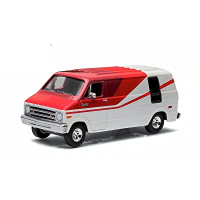 Greenlight 29810-D GreenLight Diecast Car, Red: Toys & Games