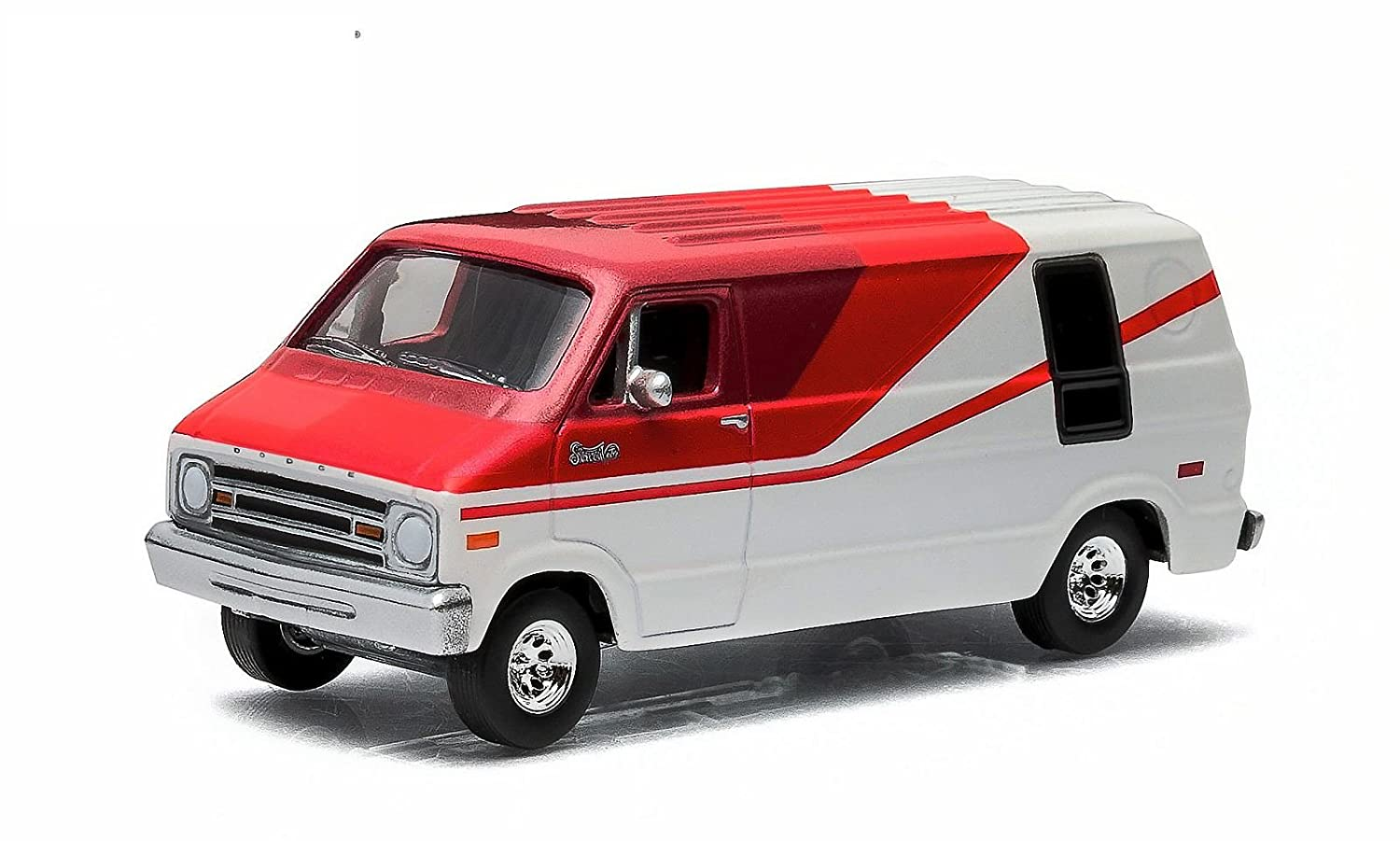 Greenlight 29810 D GreenLight Diecast Car Red