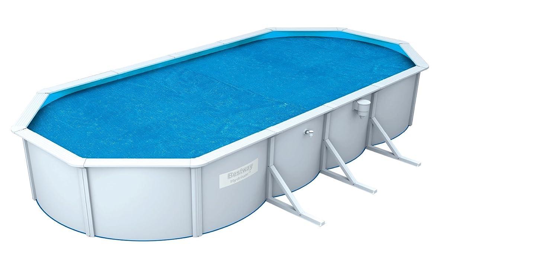 Bestway Solar Pool Cover 58507e, 730x 350x 1cm, Blue