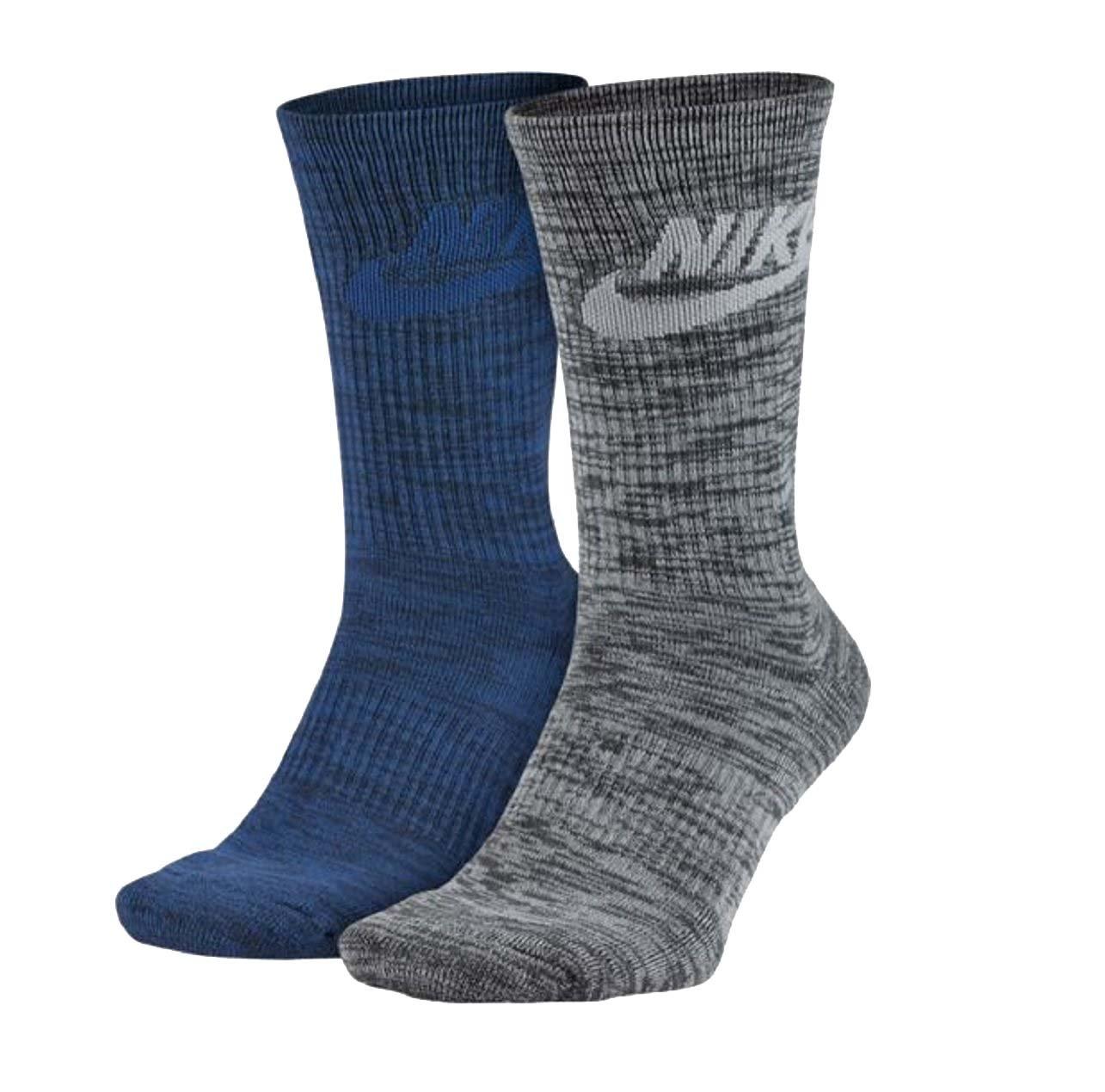 Mens Nike Sportswear Advance Crew Socks - 2 Pair