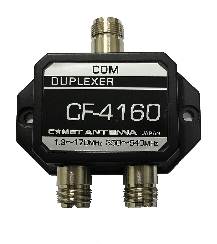 Comet CF-4160J 1.3-170Mhz 350-540Mhz Duplexer