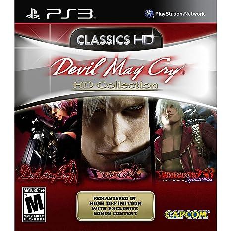 DMC Devil May Cry Essentials (Playstation 3) [importación ...