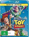 Toy Story (3D BD/BD) [Region B] [Blu-ray]