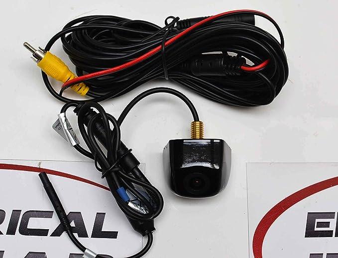Vauxhall Grandland X - Kit de cámara de Marcha atrás: Amazon.es ...