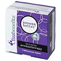 Fizzbenefitz Aromatherapy Shower Bombs - Unwinding Steamer Tablets Release Scents...