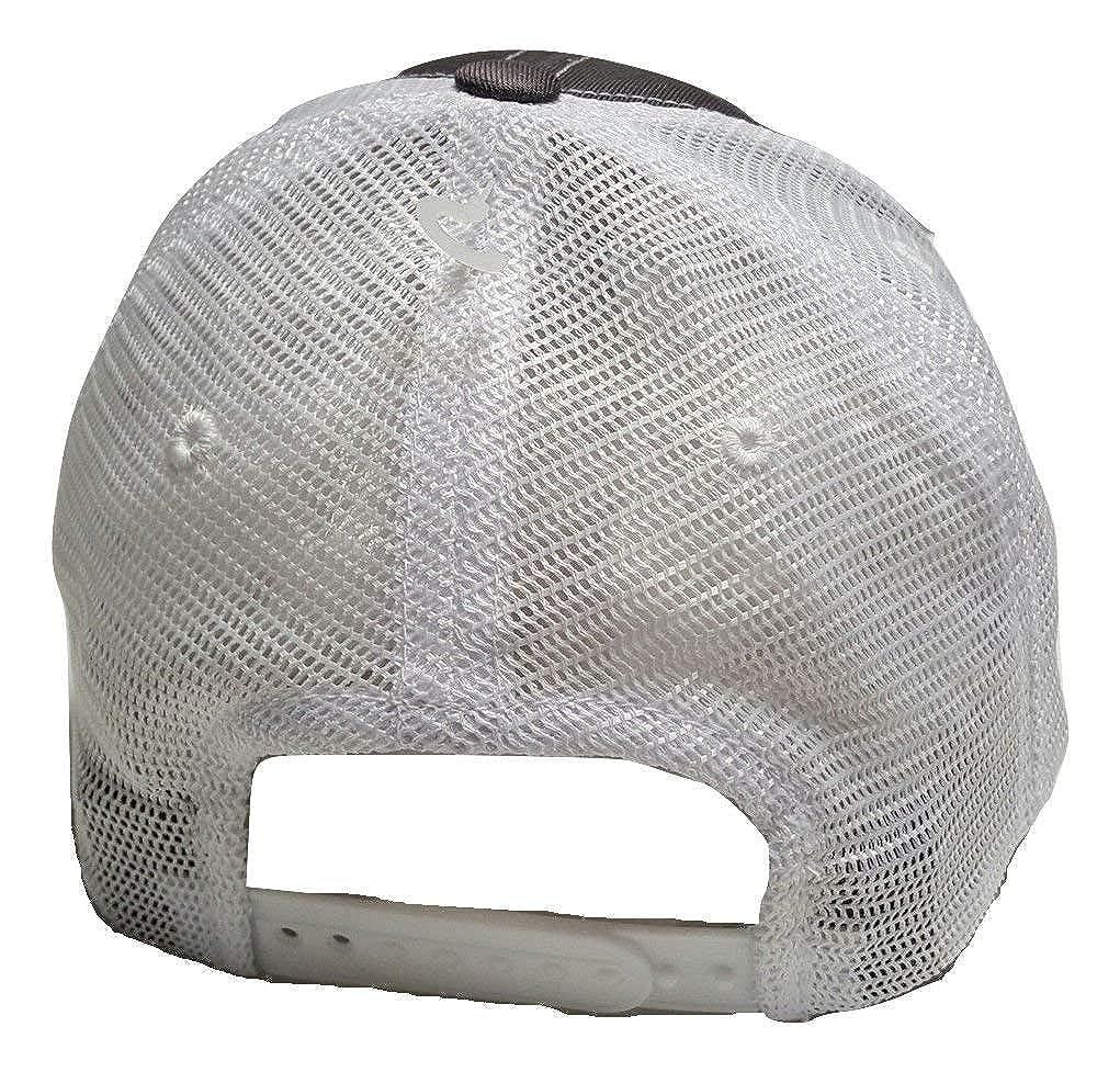 Kentucky Wildcats Adjustable Gray Cap Mesh Back Hat
