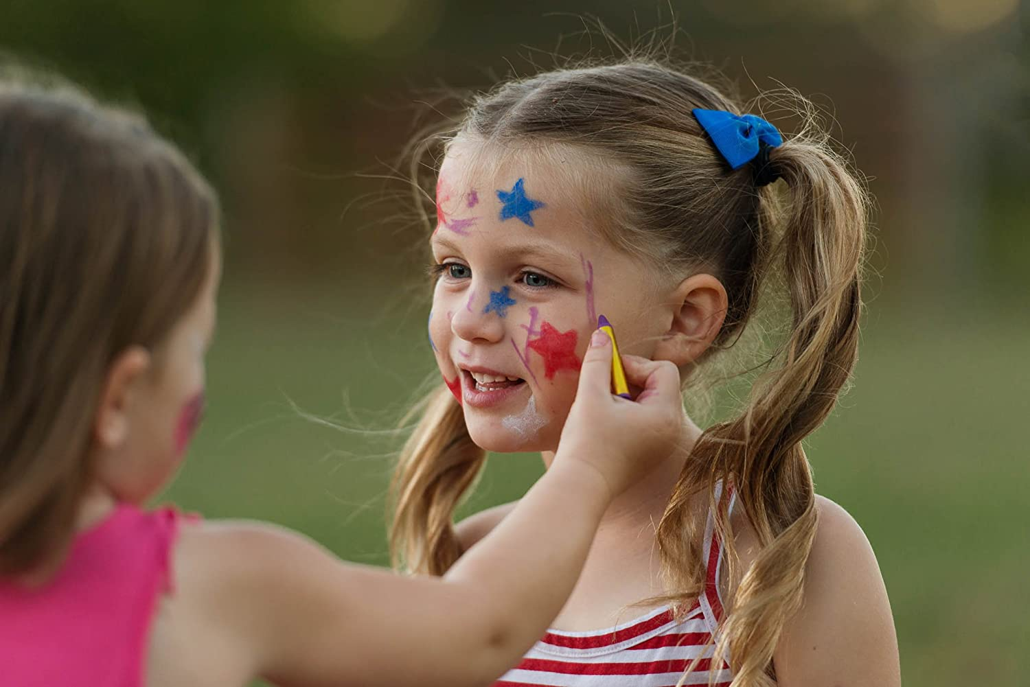 Amazon.com: Dress Up America 12 Color Face Paint Safe