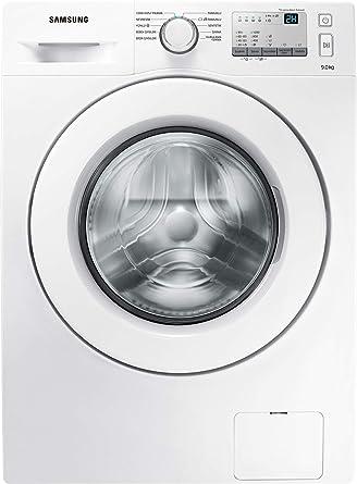 Lavadora Samsung Ww90j3283kw/ec Blanca 9 Kg 1200 Rpm Display Led A ...