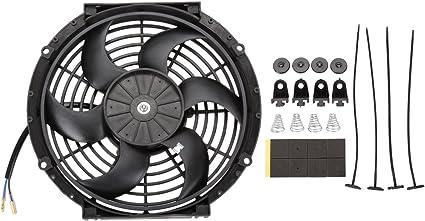 Radiador de refrigeración del motor ventilador de Madlife Garaje ...