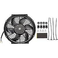 Radiador de refrigeración del motor ventilador de Madlife