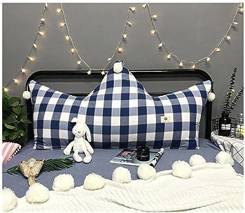 Amazon.com: YIHANGG - Cojines para el respaldo de la cama de ...