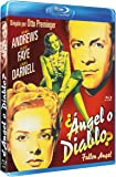 ¿Ángel o Diablo?  1945 BD Fallen Angel [Blu-ray]