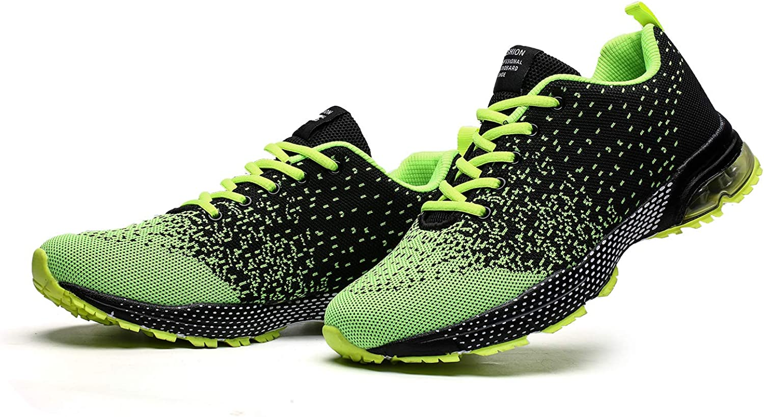 Socviis Mens Running Shoes Fashion Breathable Sneakers Lightweight Tennis Sport Casual Walking Athletic for Men Outdoor Jogging Shoes