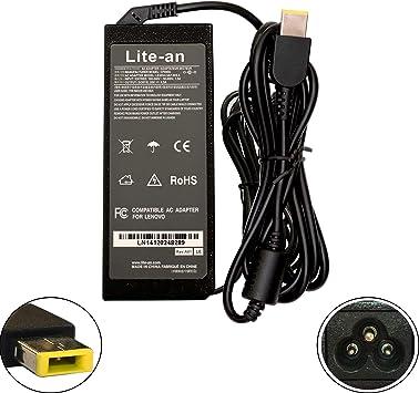 Lite-an - Cargador para Ordenador portátil Lenovo IdeaPad G700 (59384050): Amazon.es: Electrónica