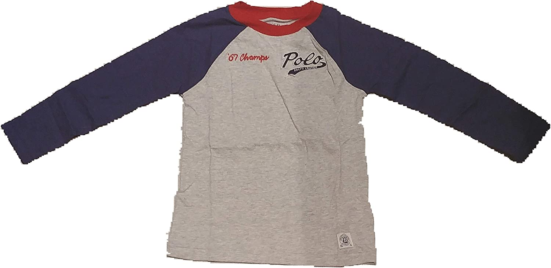 Polo Ralph Lauren - BBALL tee TP TSH - Camiseta Manga Larga NIÑO ...