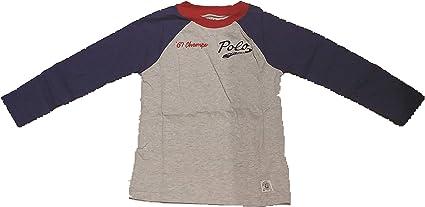 Polo Ralph Lauren - BBALL tee TP TSH - Camiseta Manga Larga ...