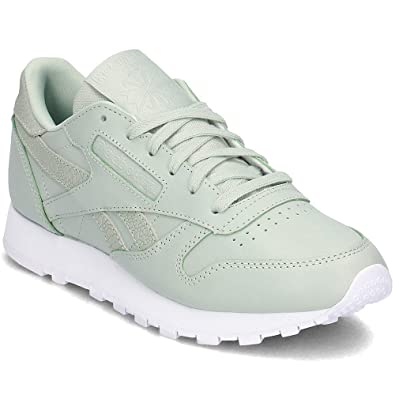 Reebok Classic Leather PS Pastel Sneaker Damen: Reebok