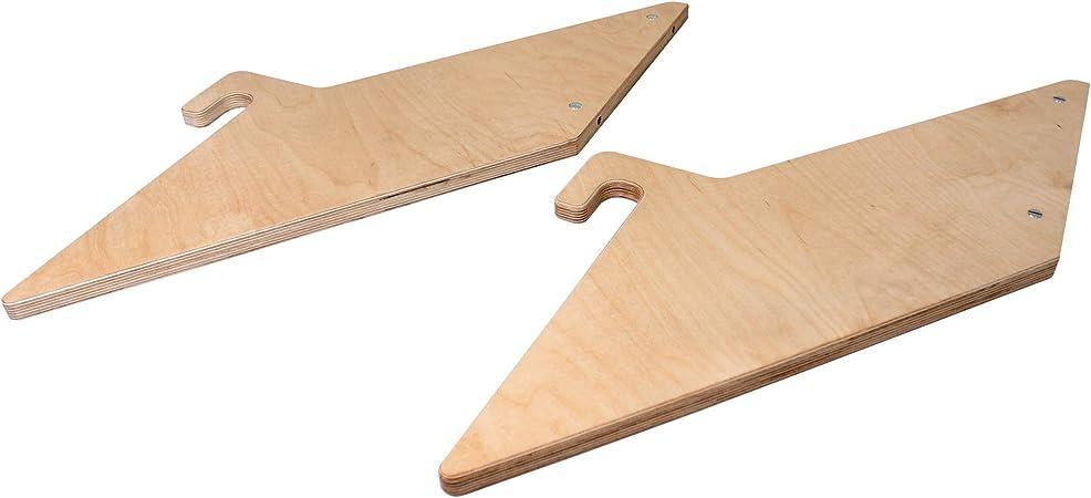 pedalo® Adaptador de tabla de entrenamiento para escalar ...