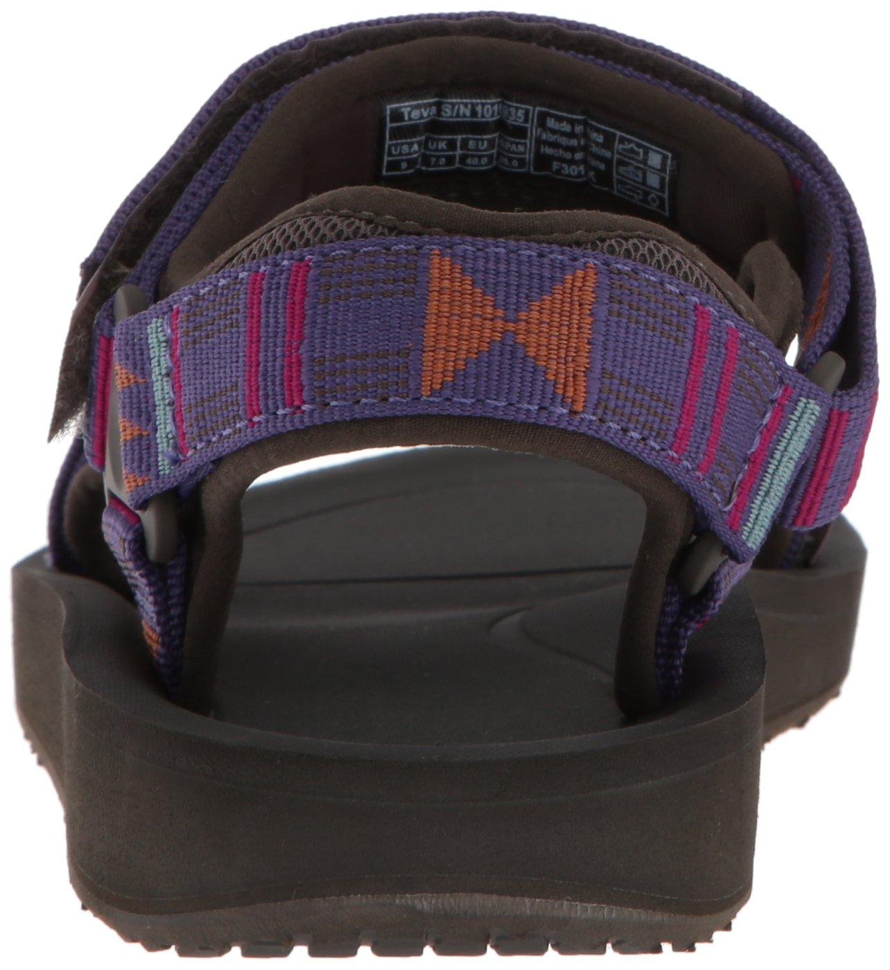 Teva Women's W Original Universal Premier Sandal B07212MCZK Deep 9 B(M) US|Beach Break Deep B07212MCZK Wisteria 47aa6e
