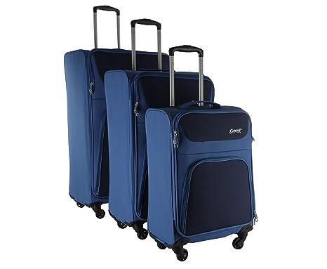 e12499c8f Everest Ultra Super Lightweight Softside Spinner Luggage - 3 Piece ...