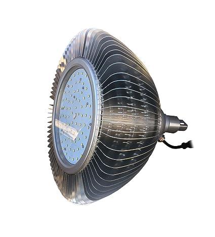 As de LED - Campana LED industrial 150W con luz blanca 5000K, LED SMD Cree