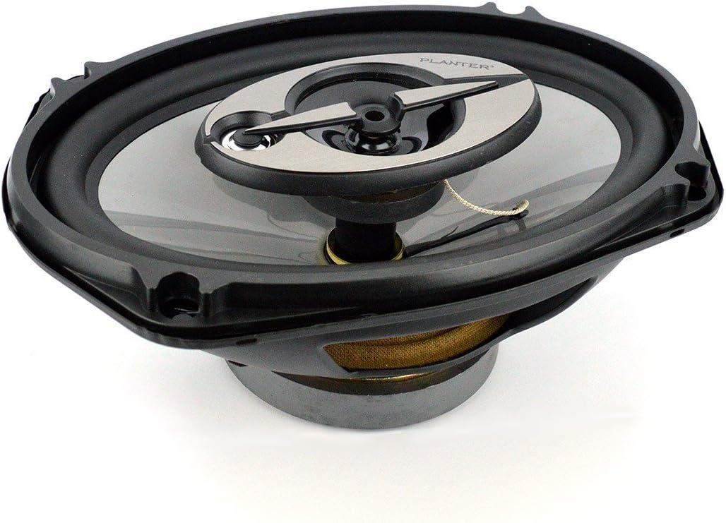 Altavoces coaxiales para coche de 1000w mws1 3 v/ías, 91 dB