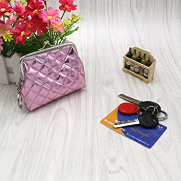 yjydada para mujer tipo cartera titular de la tarjeta monedero de embrague bolsa bolso: Amazon.es: Hogar