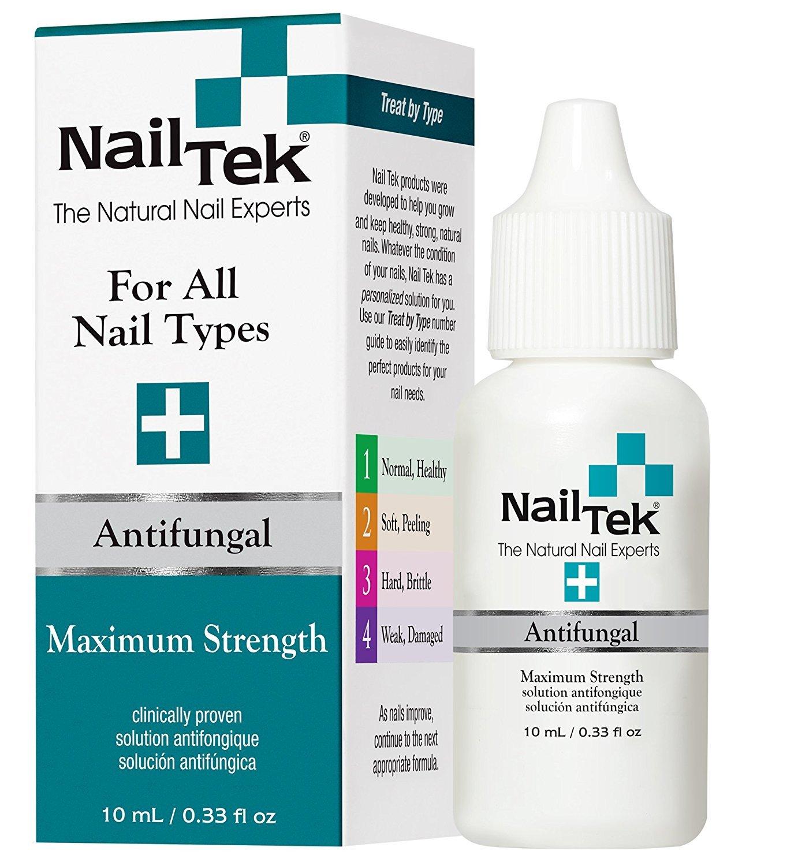 Nail Tek Anti fungal maximum strength, 0.33 fl. Oz. 55823