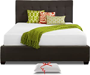 Live & Sleep Resort Classic Full XL Mattress - Full XL Memory Foam Mattress - 10 Inch Cool Bed in a Box - Luxury Form Pillow - CertiPUR Certified - Full Extra-Long Size