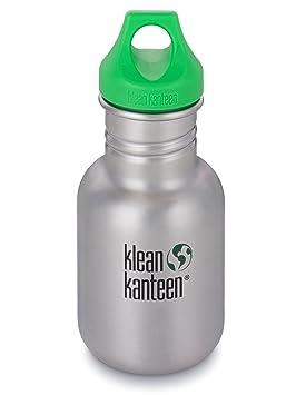 Klean Kanteen Edelstahlflasche Flasche Kid Sport - Set de Mantenimiento para Acampada