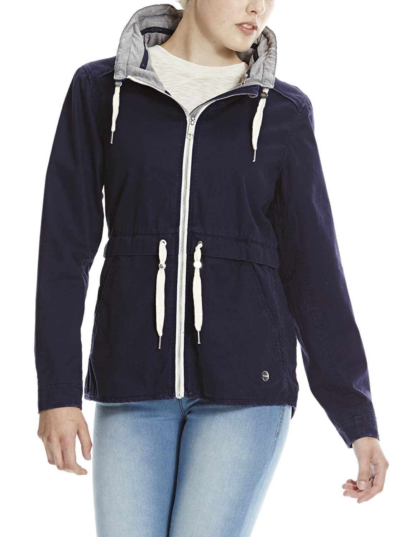 TALLA 36 (Talla del Fabricante: S). Bench Casual Cotton Jacket, Chaqueta para Mujer