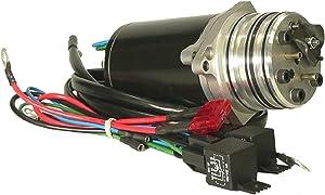 DB Electrical TRM0056 Trim Motor for Mercury Engine 40-220 HP 1985-1992/6278, PT475N, PT475TN, PT475TN-2, 99186, 99186-1, 99186T