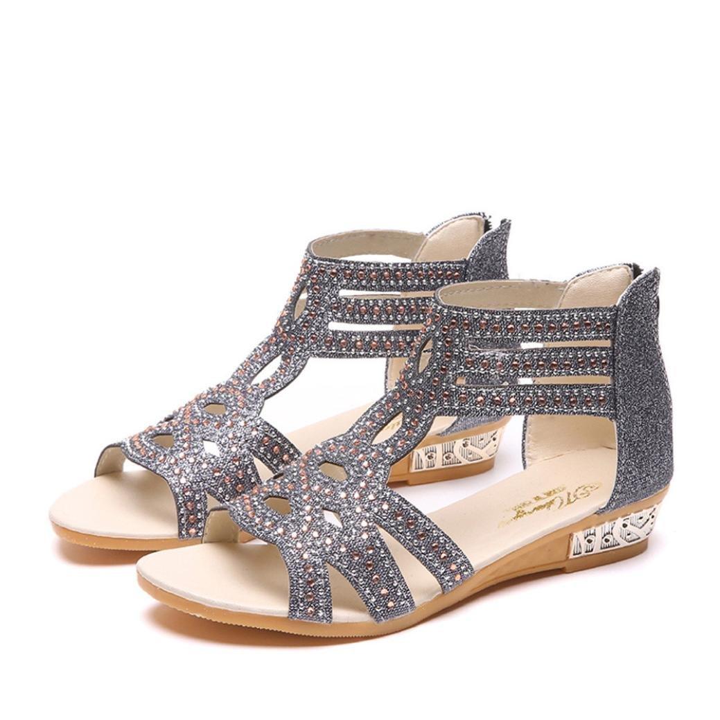 Beikoard zeppa Promozione della moda sandali donna taco con Sandalo con taco   11a686