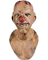 Landisun Cosplay Halloween Costume Head Funny Mask