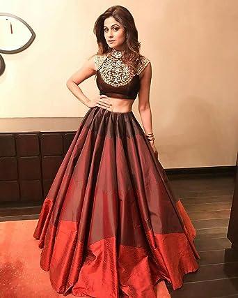 Shree Ganesh Women Coffy Banglory Designer Traditional Wear[SL1006 ...