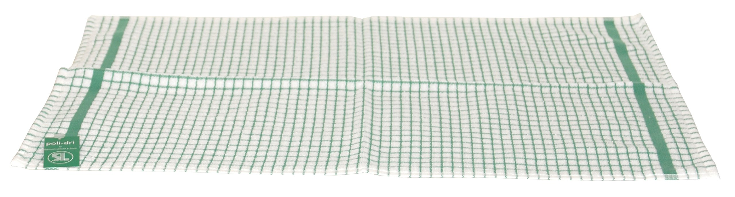Samuel Lamont and Sons Poli-Dry Kitchen Towel Sets (Green) (6) by Samuel Lamont & Sons