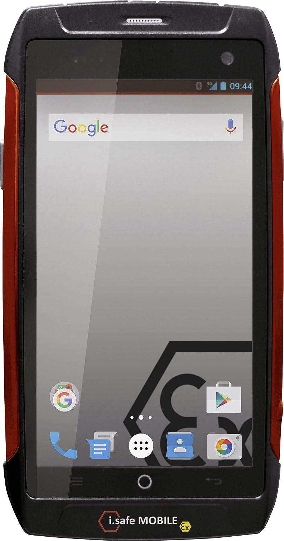 i.safe MOBILE IS730.2 Ex-geschütztes Smartphone para ATEX Zone 2 ...