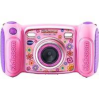 VTech Kidizoom cámara Pix, (Embalaje abrefácil), Empaque estándar, Rosado