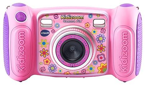 amazon com vtech kidizoom camera pix pink toys games rh amazon com Vtech Kidizoom Camera Driver Vtech Kidizoom Camera Software