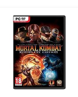 Mortal Kombat:Komplete Edition (PC): Amazon in: Video Games