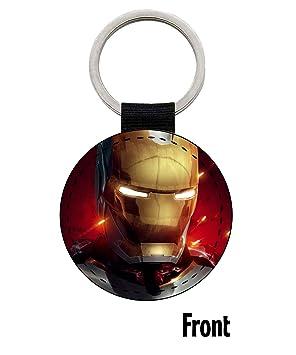 Iron Man Llavero Keyring: Amazon.es: Juguetes y juegos