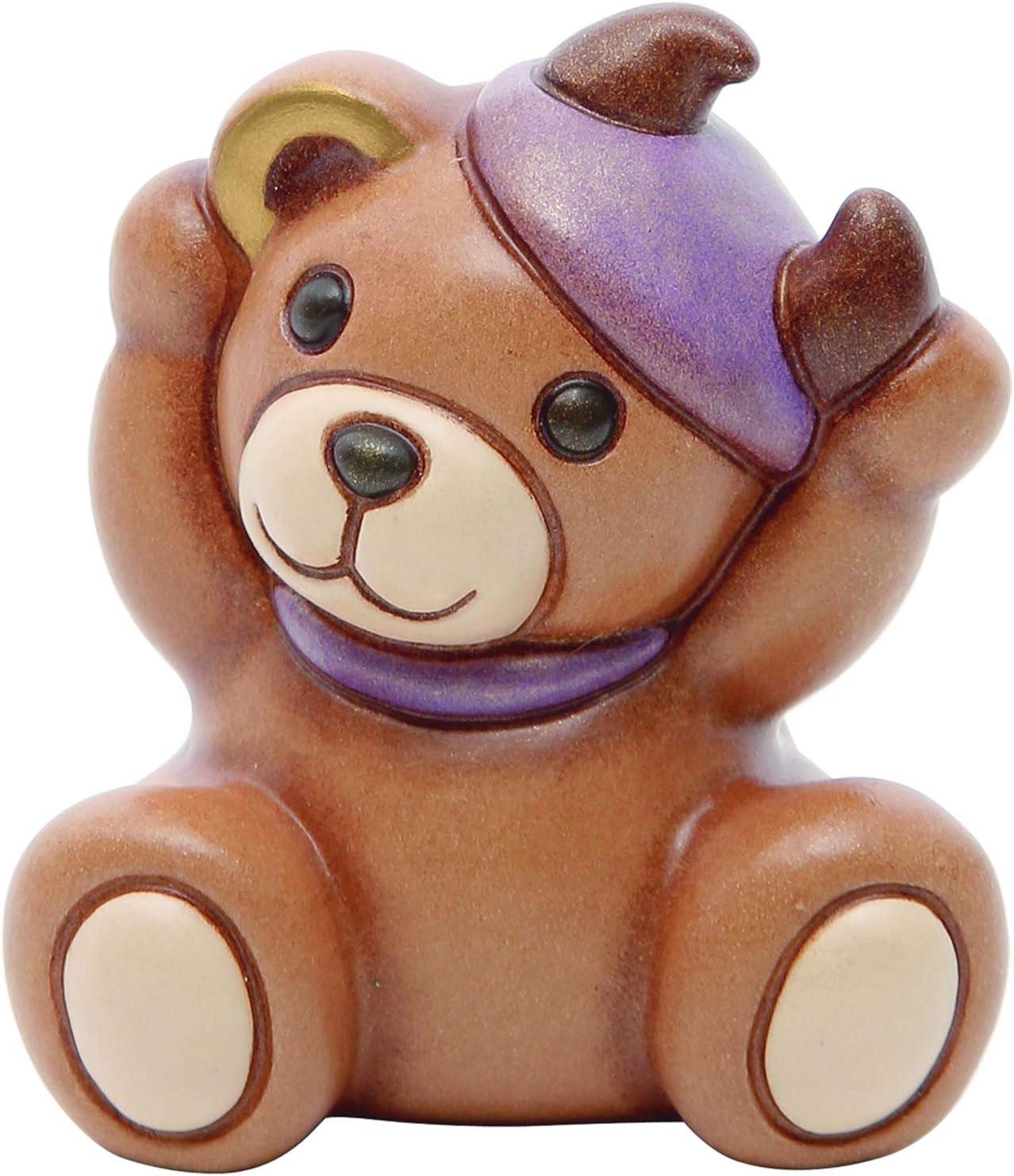 THUN ® - Teddy Taurus Segno Zodiacale Toro - Ceramica - h...