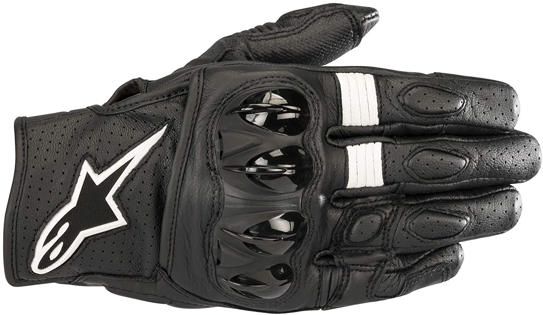 Guantes talla XL color negro Alpinestars Faster