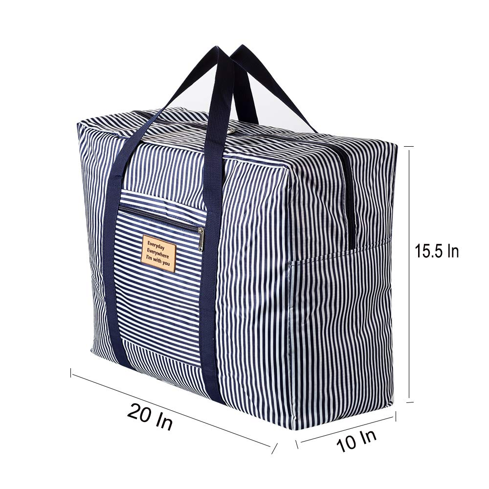 Travel Duffel Bag Weekender Bag Carry-on Luggage Tote Overnight Bag