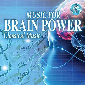 Wolfgang Amadeus Mozart, Antonio Vivaldi, Frédéric Chopin - Brain