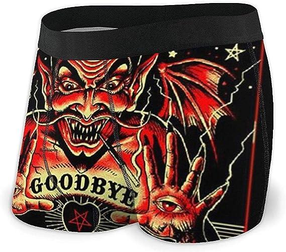 Web--ster Boxer Briefs Shorts Devil Spirit Ouija Board Demon