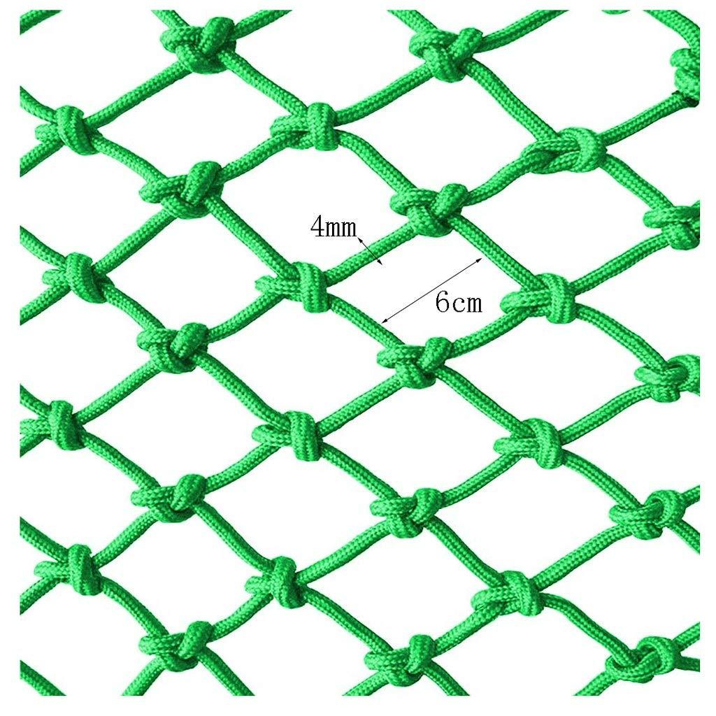44m ZGQSW Filet De Décoration De Jardin, Filet De Prougeection Vert Escalier Prougeection Filet Filet De Sécurité pour Enfants Filet Tissage Net Hamac Swing Net 2m5m (Taille   2  3m)