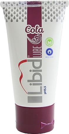 Libid Lube Lubricante base agua cola - 50 ml: Amazon.es ...